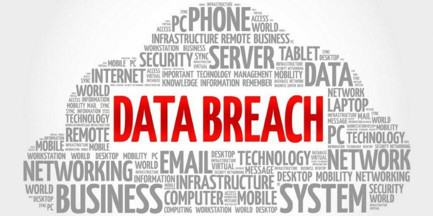 Handle Security Data breach